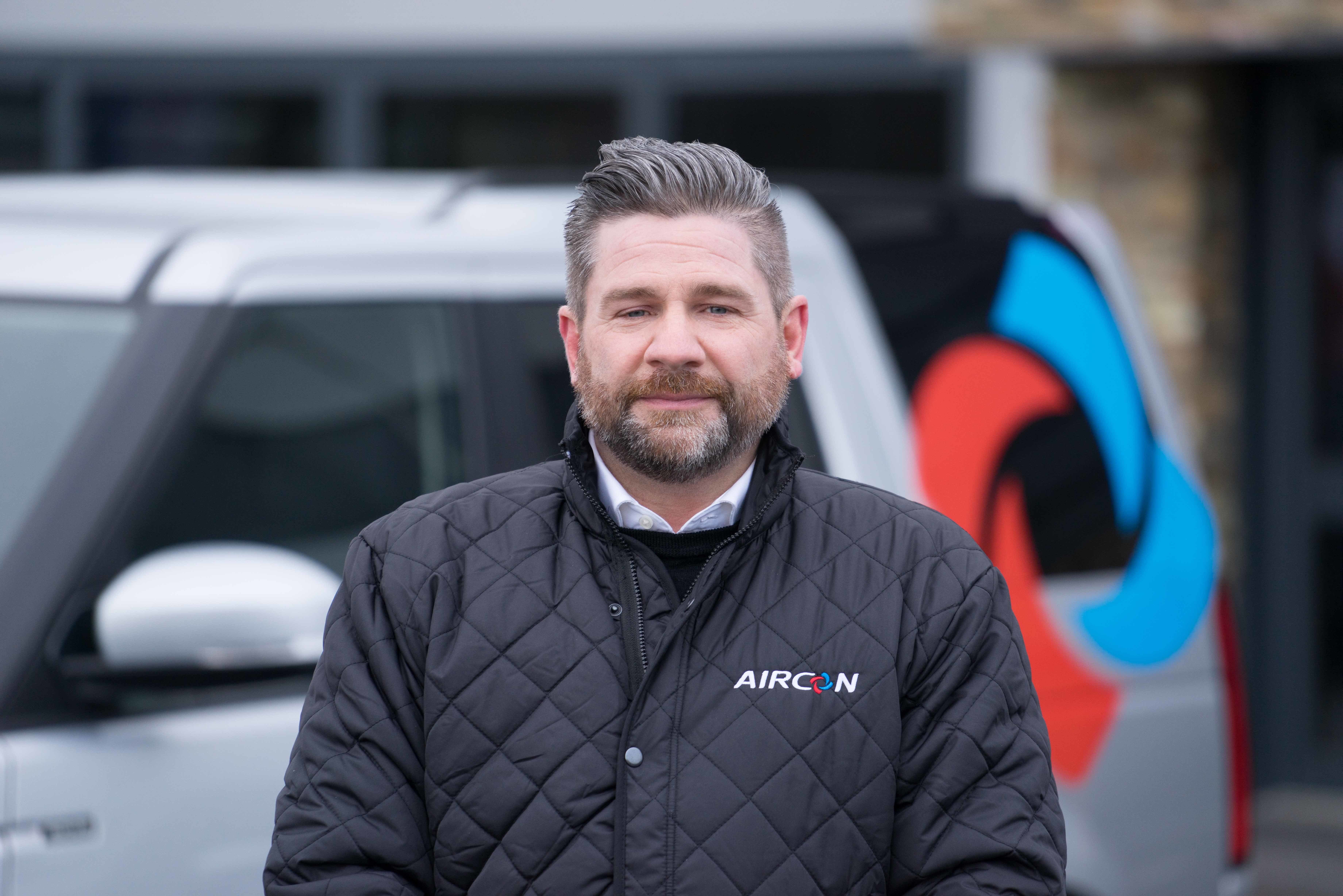 Picture 1 Ian Nicol Aircon Scotland Managing Director