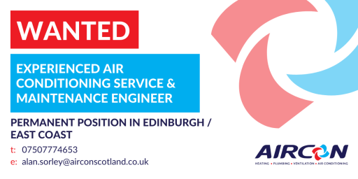 Experienced Air Conditioning Service & Maintenance Engineer