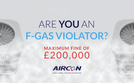 Are you an F-gas Violator?